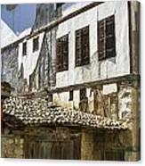Ottoman Doors And Windows Canvas Print