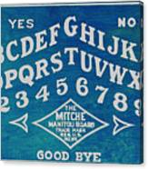 Ouija Board 2 Canvas Print