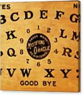 Ouija Board 3 Canvas Print