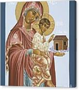 Our Lady Of Loretto 033 Canvas Print