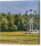 Out In Orangeville Canvas Print