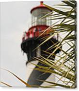 Out Of Focus Lighthouse Canvas Print