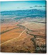 Outback Flinders Ranges Canvas Print