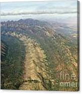 Outback Mountains Canvas Print