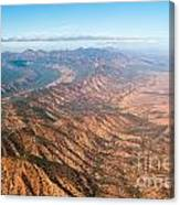 Outback Ranges Canvas Print