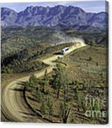 Outback Tour Canvas Print