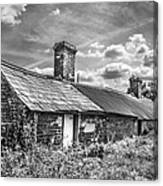 Outbuildings. Canvas Print