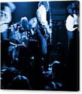 Outlaws #14 Blue Canvas Print