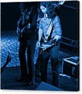 Outlaws #18 Blue Canvas Print
