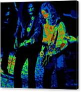 Outlaws #25 Crop 2 Art Psychedelic Canvas Print