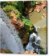 Ouzoud Falls Morocco Canvas Print