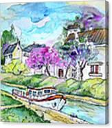 Ouzouer Sur Trezee In France 01 Canvas Print