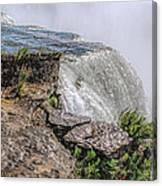 Over The Edge Niagara Falls Canvas Print