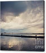 Overcast Canvas Print