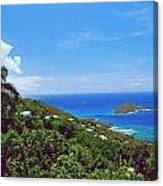 Overlooking Paradise Canvas Print