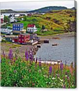 Overlooking Trinity-nl Canvas Print