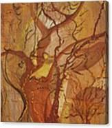 Owl's Perch Canvas Print
