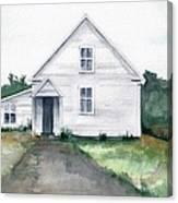 Oxbow Me Canvas Print