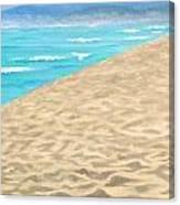 Oxnard Shores Canvas Print