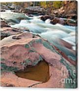 Ozark Stream Canvas Print