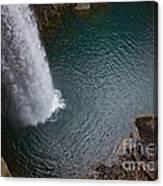 Ozone Falls Canvas Print