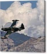 P-51 Patrol Canvas Print