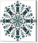 P2 Mandala Canvas Print