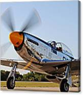 P51 The Brat Canvas Print