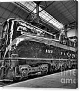 Pa Diesel Electric 4935 Canvas Print