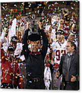 Pac 12 Championship - Stanford V Canvas Print