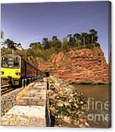 Pacer At Parson's Tunnel Canvas Print