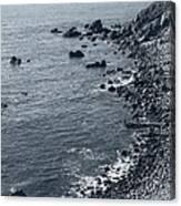 Pacific Coast 4 Canvas Print