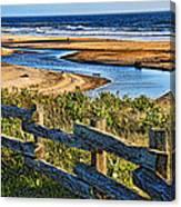 Pacific Coast - 4 Canvas Print