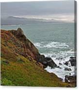 Pacific Coast Colors Canvas Print
