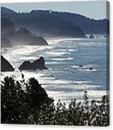 Pacific Mist Canvas Print