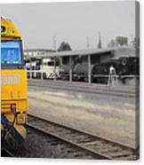 Pacific National 9303 02 Canvas Print