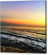 Pacific Palisades California  Canvas Print