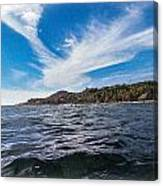 Pacific Perspective Canvas Print