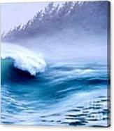 Pacific Power  Canvas Print
