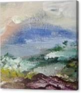 Pacific Rainbow Canvas Print