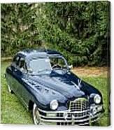 Packard 1 Canvas Print