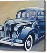 Packard 1940 Canvas Print