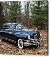 Packard 3 Canvas Print