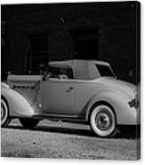 Packard Eight Canvas Print