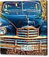 Packard II Canvas Print