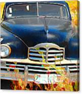 Packard IIi Canvas Print
