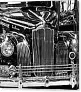 Packard Motor Car Canvas Print