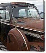 Packard One-eighty Canvas Print