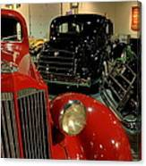 Packards Canvas Print