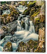 Packhorse Waterfall Canvas Print